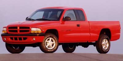Pre-Owned 1997 Dodge Dakota REG CAB 112WB 4WD