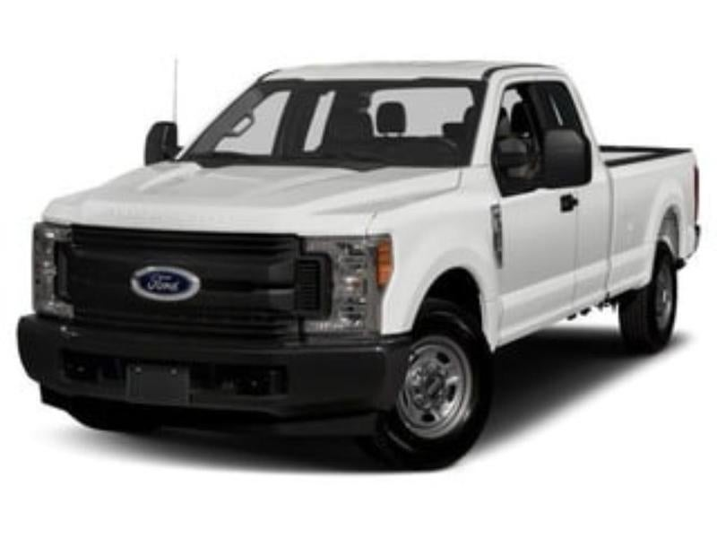 Pre-Owned 2018 Ford Super Duty F-350 SRW Base