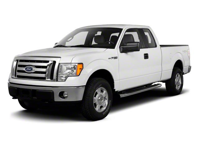 Pre-Owned 2011 Ford F-150 FX4