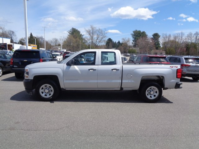 Pre-Owned 2018 Chevrolet Silverado 1500 Work Truck