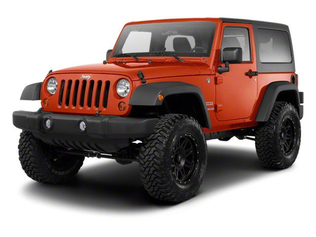 Pre-Owned 2011 Jeep Wrangler Sport