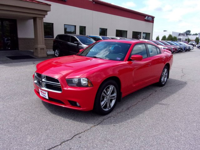 Pre-Owned 2014 Dodge Charger SXT Plus