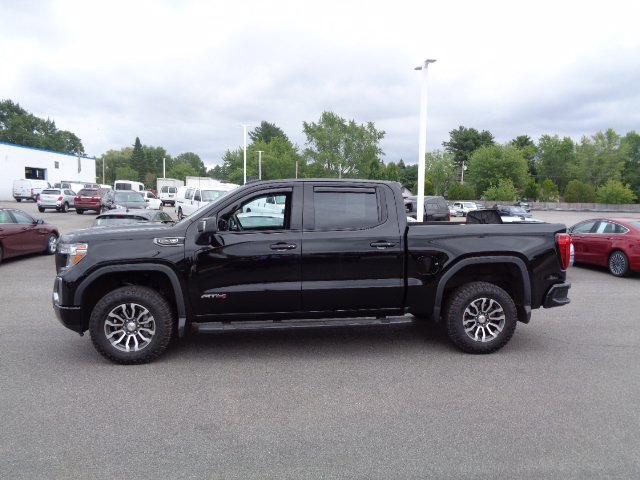 Certified Pre-Owned 2019 GMC Sierra 1500 AT4