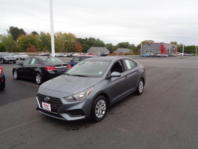 Pre Owned 2018 Hyundai Accent Se