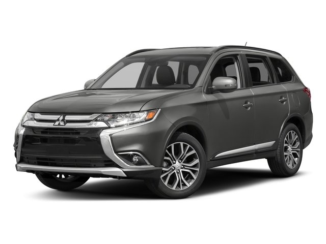 Certified Pre-Owned 2017 Mitsubishi Outlander SEL