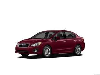 Pre-Owned 2012 Subaru Impreza Sedan 2.0i Premium
