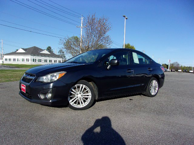 Pre-Owned 2012 Subaru Impreza Sedan 2.0i Limited