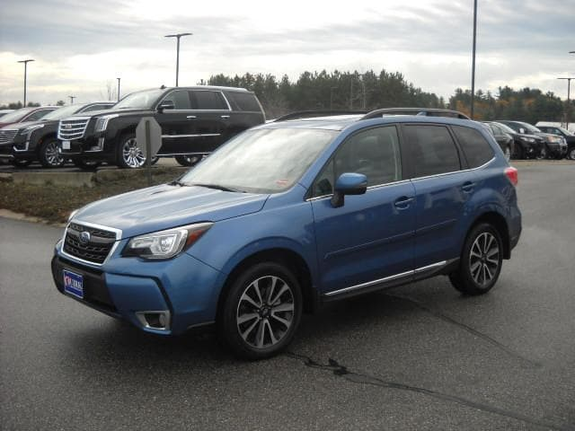 Pre Owned 2018 Subaru Forester 2 0xt Touring