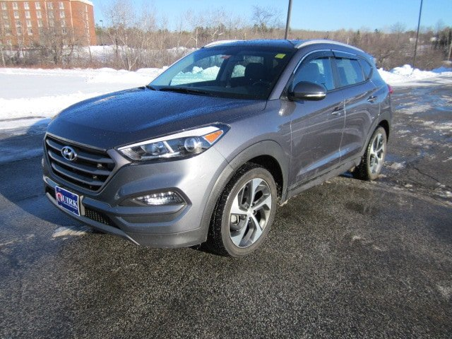 Certified Pre Owned 2016 Hyundai Tucson Sport