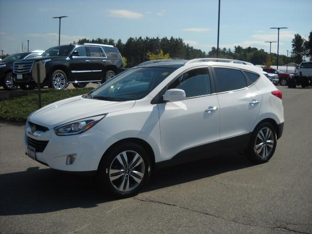 Certified Pre-Owned 2015 Hyundai Tucson Limited