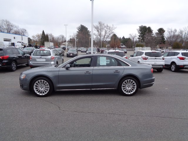 Pre-Owned 2015 Audi A8 4.0T