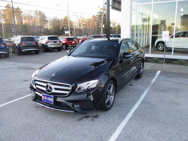 Certified Pre-Owned 2018 Mercedes-Benz E 400 4MATIC