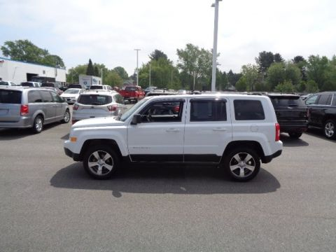 Pre-Owned 2016 Jeep Patriot High Altitude Edition