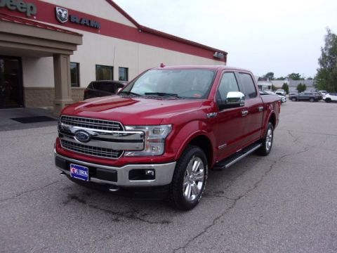 Pre-Owned 2018 Ford F-150 LARIAT