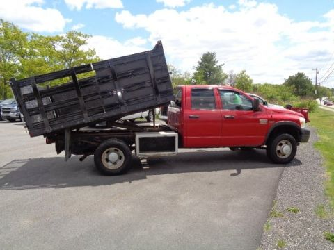 Pre-Owned 2007 Dodge Ram 3500 QUAD 163.5WB 4X4