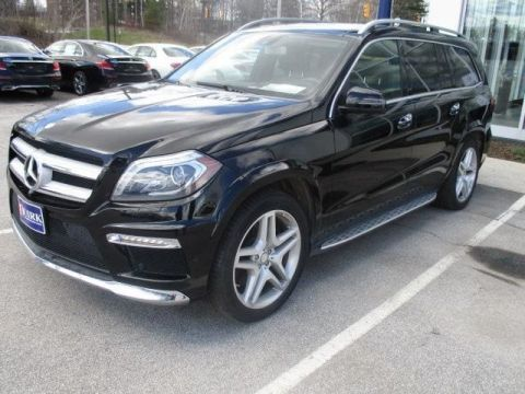 Certified Pre-Owned 2014 Mercedes-Benz GL 550 4MATIC