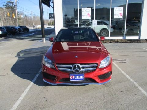 Certified Pre-Owned 2016 Mercedes-Benz C 300 4MATIC