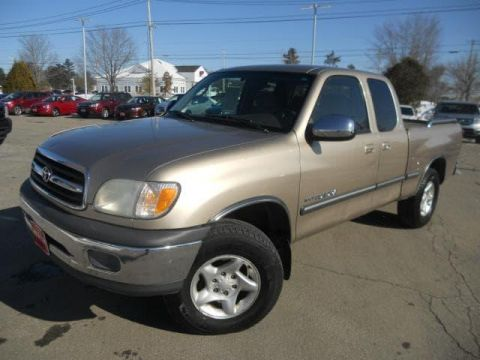 Pre-Owned 2002 Toyota Tundra SR5
