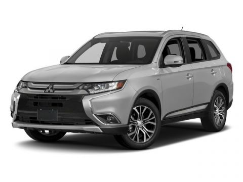 New 2018 Mitsubishi Outlander