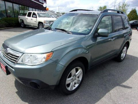 Pre-Owned 2009 Subaru Forester X w/Prem/All-Weather