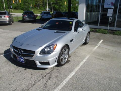 Pre-Owned 2013 Mercedes-Benz SLK55 AMG®